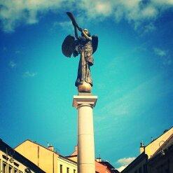 statua vilnius