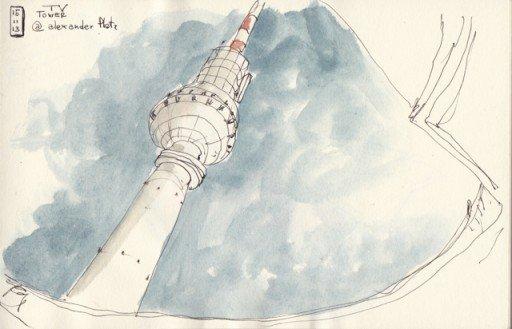 berlino itinerario architettura