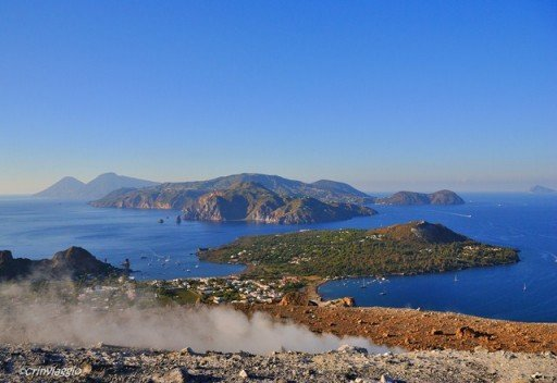 Vulcano Isole Eolie