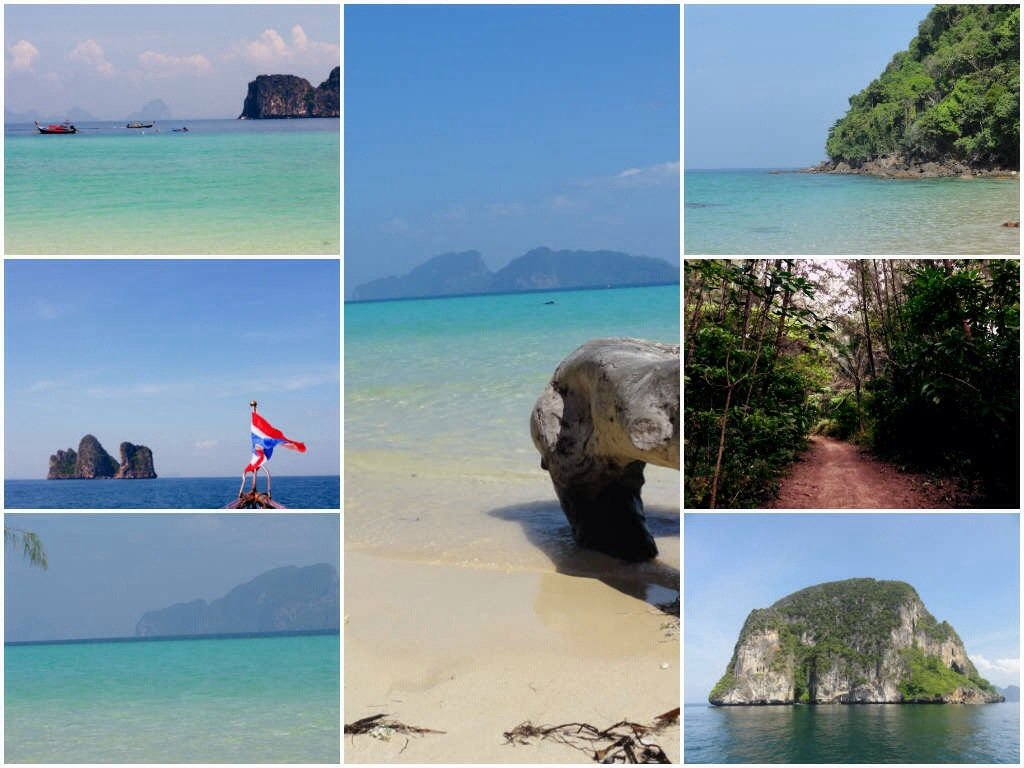 Thailandia spiagge