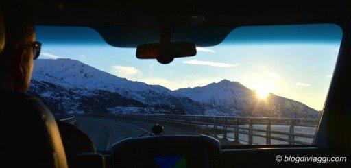 guidare in norvegia