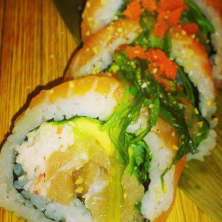 Sushi al MoMo Sushi