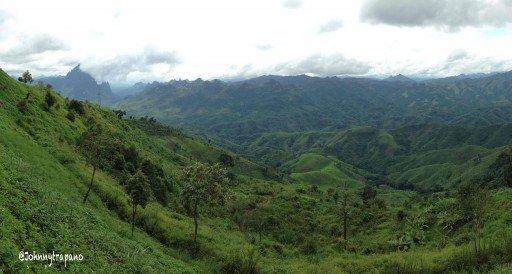 Panoramica Laos