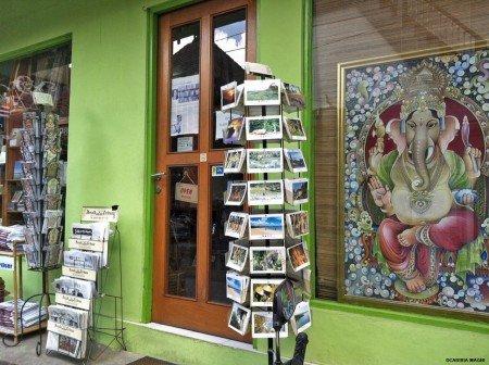 GaneshaBookshop - Bali