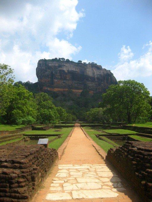 Sigiryia - Sri Lanka