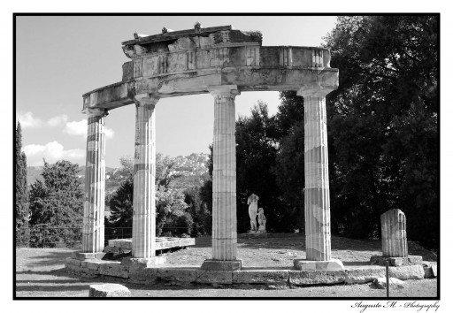 Villa Adriana con Tivoli