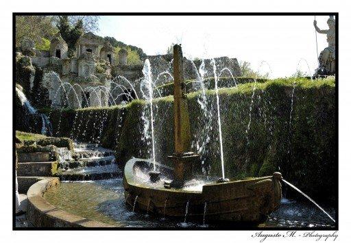 Villa D'Este - Rometta Tivoli