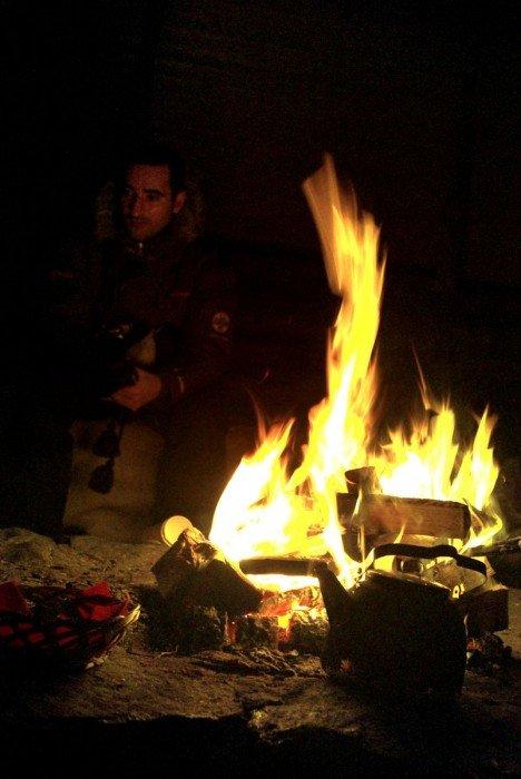 lapponia fuoco