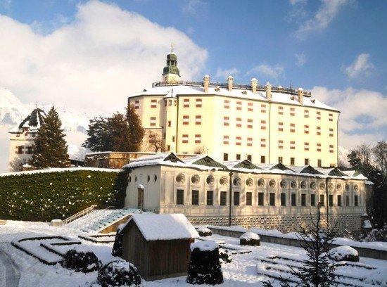 Innsbruck dintorni Castello di Ambras