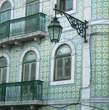 1-Lisbona - Azulejos