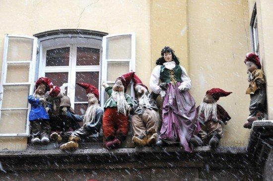 Innsbruck  Via delle Fiabe