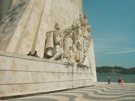 9-Lisbona - Belem - Monumento