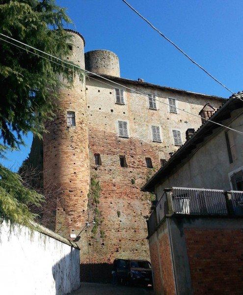 Castello di Castiglione Falletto, Langhe