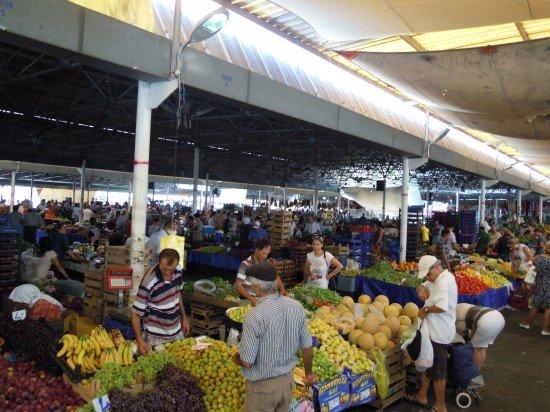 Bodrum mercato