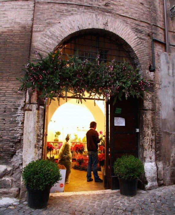 Ghetto quartiere di Roma