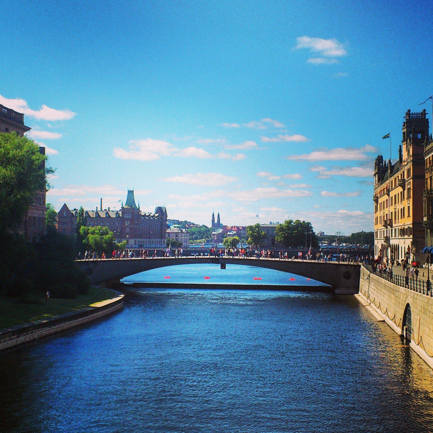 Stoccolma e il soffio del vento del Nord