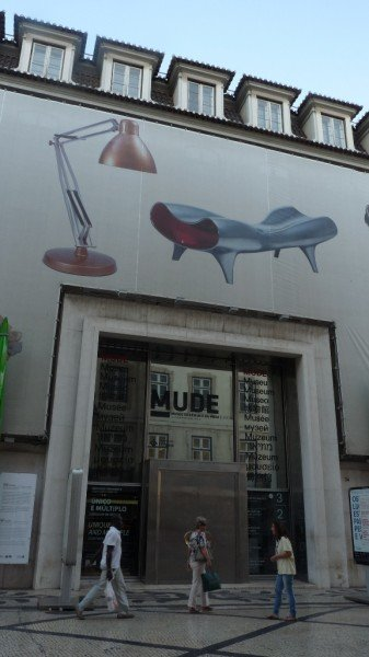 MUDE Museu da Moda e do Design