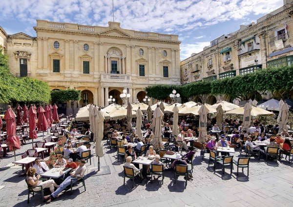 Malta Victoria Square