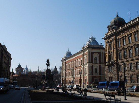 Piazza Matejki