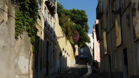 Rua do Milagre de Santo António