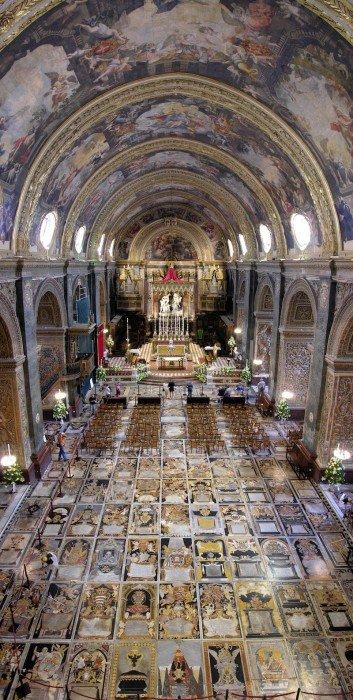 Cattedrale di San Giovanni Valletta Malta