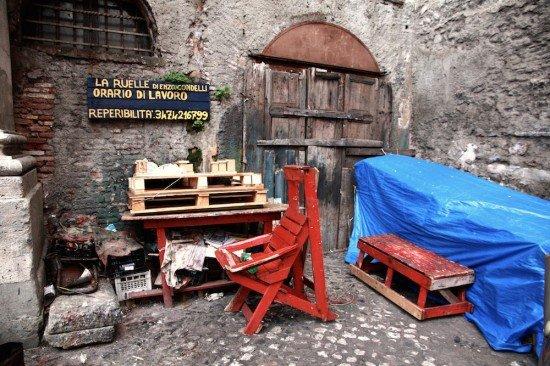 artigiani ghetto roma