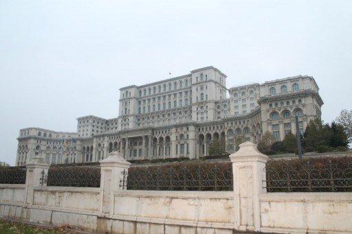 Palazzo parlamento Bukarest