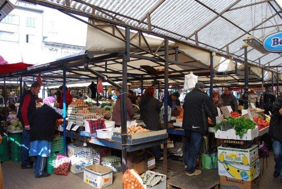 il mercato, Cracovia