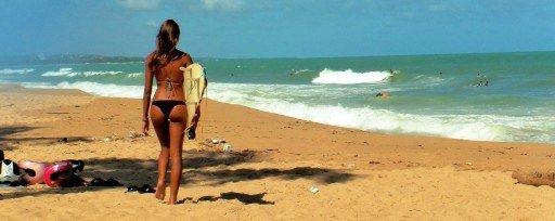 Brasile spiagge di Maceiò