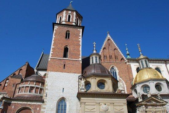 La Cattedrale sulla collina di Wawel