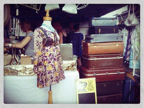 negozi vintage a Londra
