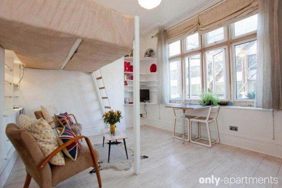 Appartementi a Londra, dove dormire