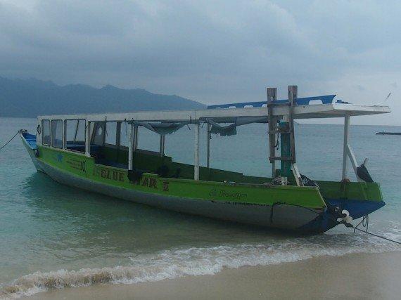 Bali, isole Gili