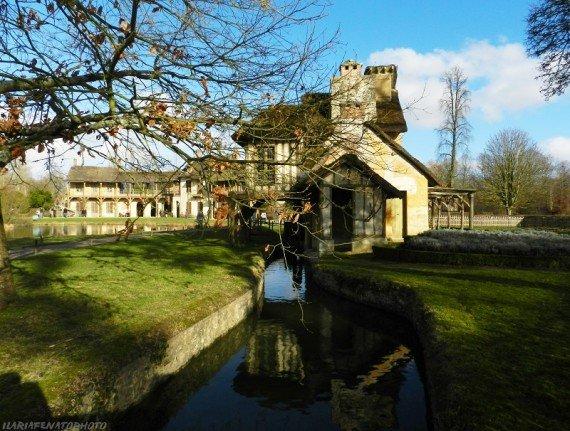 villaggio inglese  Versailles