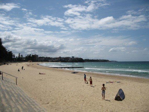 Sydney, Manly Beach