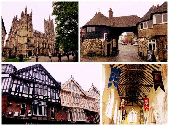Canterbury Sandwich, viaggio sud Inghilterra