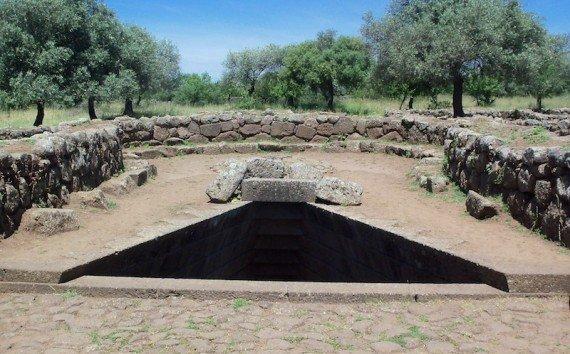 complesso nuragico di Santa Cristina: la Sardegna oltre il mare