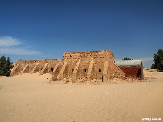 Tunisia Forte Francese di Es Sabria