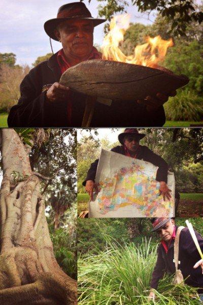 Aboriginal heritage walk melbourne giardini botanici