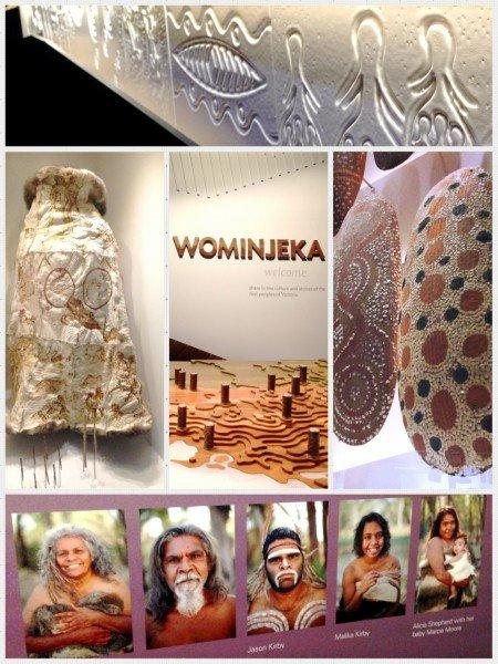 Melbourne viaggio tracce aborigeni