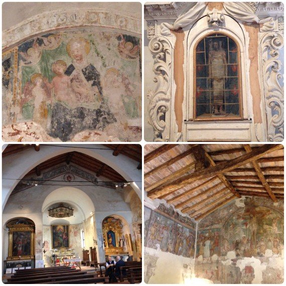 Il monastero di San Pietro in Lamosa