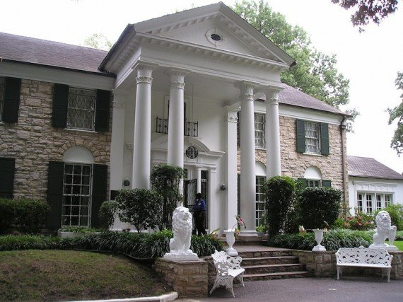 Graceland, la casa del re del Rock'n roll