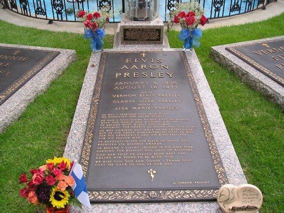 La tomba di Elvis