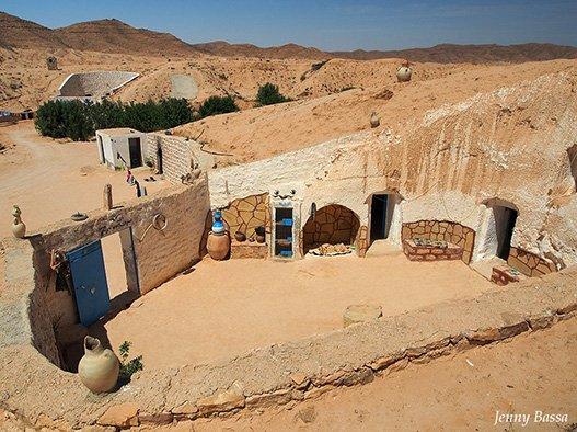 Tunisia villaggi