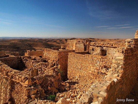 Il villaggio berbero di Zeraoua