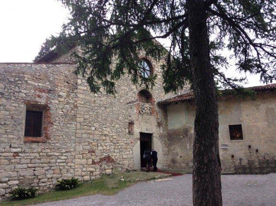Il monastero di S. Pietro in Lamosa