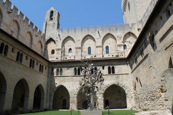 Avignone Provenza Francia