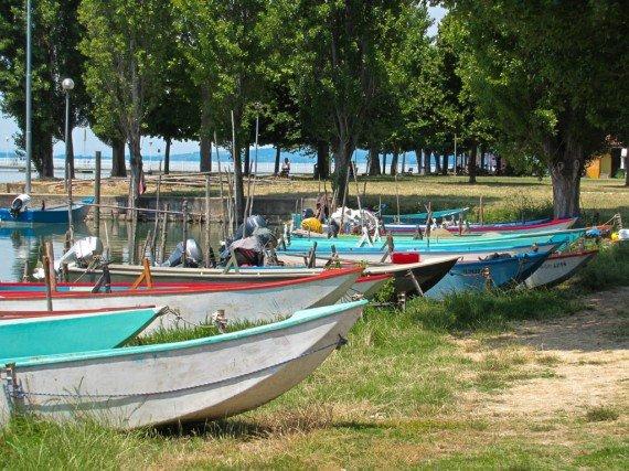 San Feliciano - lago Trasimeno