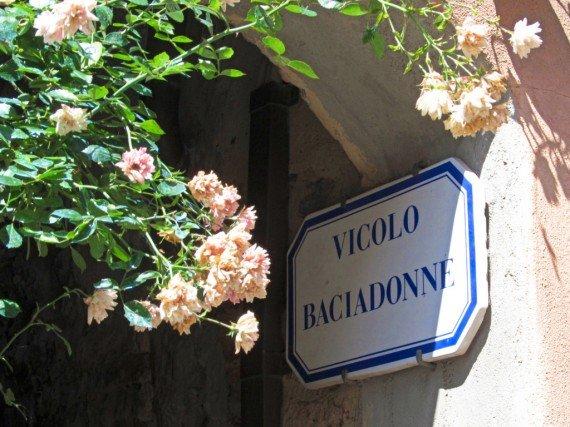 Vicolo Baciadonne - Città della Pieve