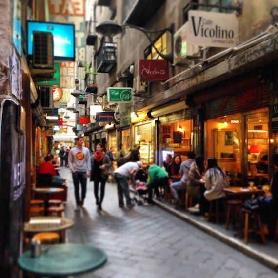 caffe Melbourne